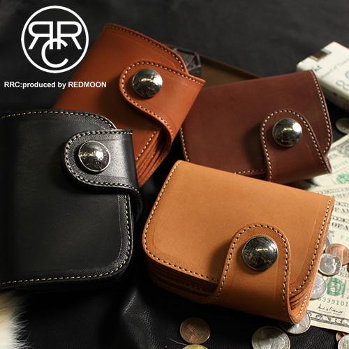 レッドムーンRRC メンズ二つ折り財布