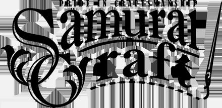 サムライクラフト ロゴ