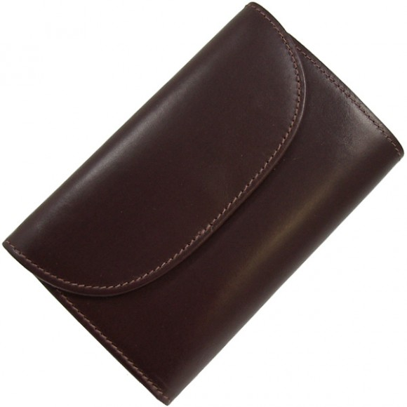 Whitehouse Cox メンズ三つ折り財布