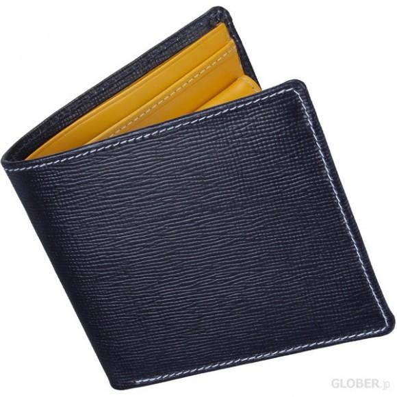 Whitehouse Cox メンズ二つ折り財布