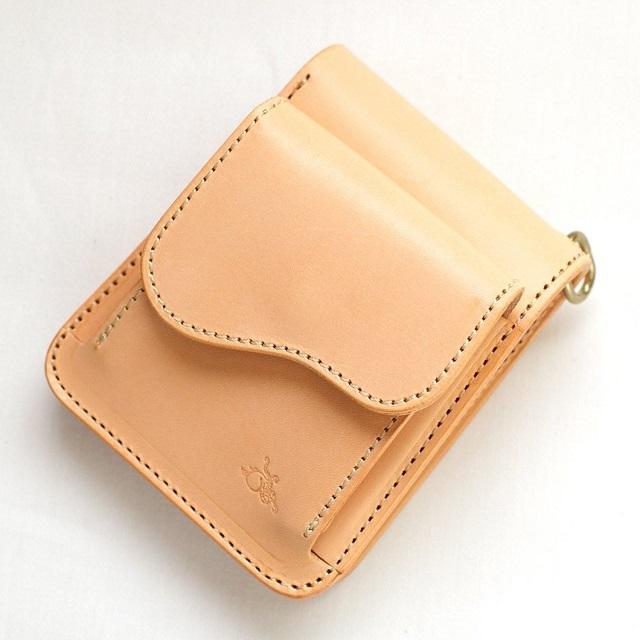 革蛸のナチュラルな財布