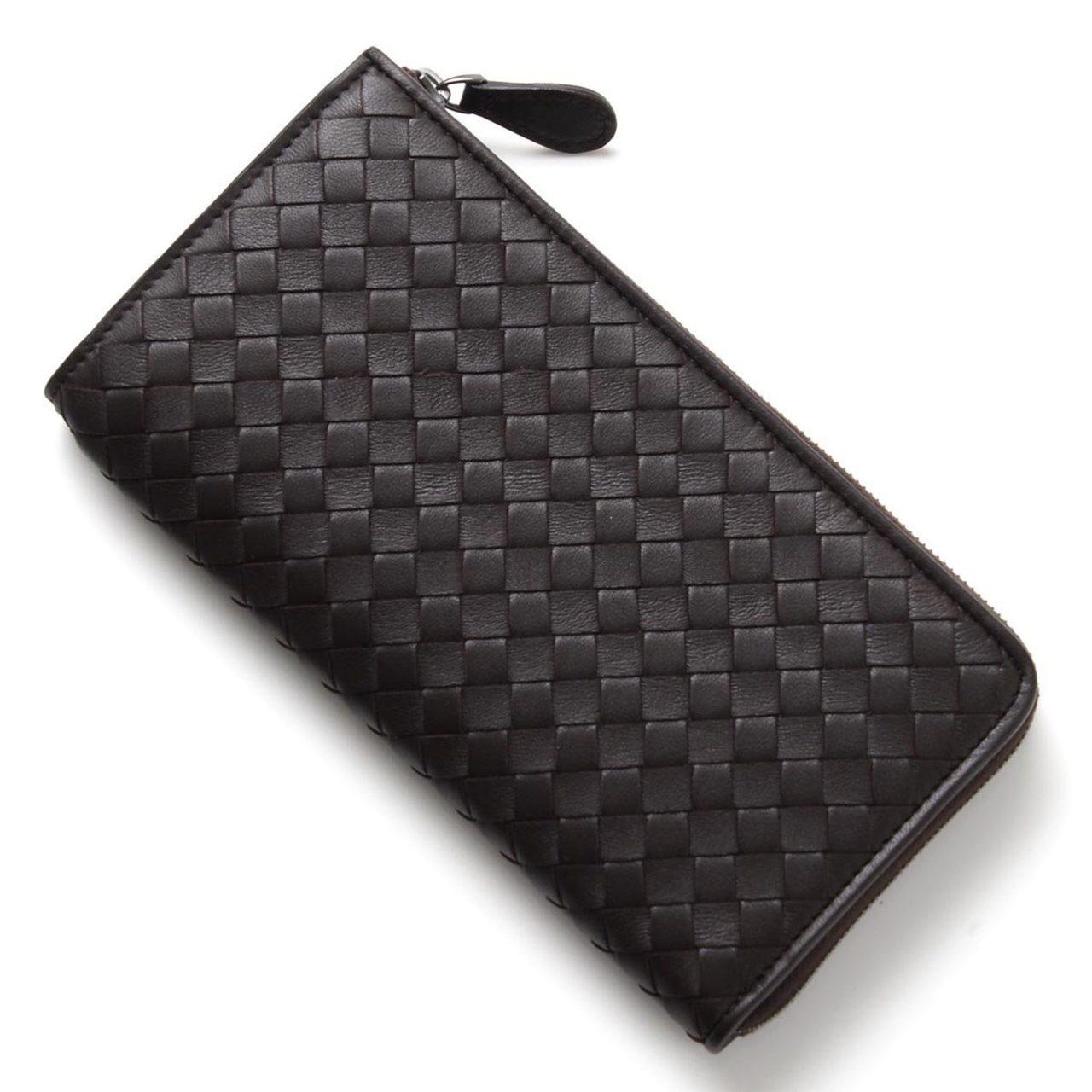 brand new 5376b e3169 ボッテガヴェネタの財布」ラムスキンのイントレチャートで優しさ ...