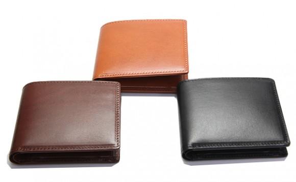 大峡製鞄 3色の財布
