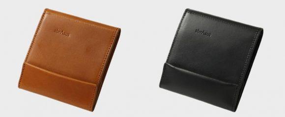 高級な薄い財布ブッテーロ