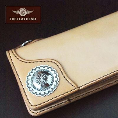 フラットヘッド 財布