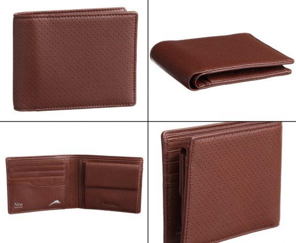 ノイ・インテレッセのナーデル二つ折り財布