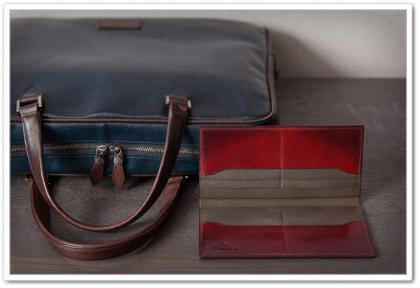 YUHAKUのメンズバッグとメンズ長財布