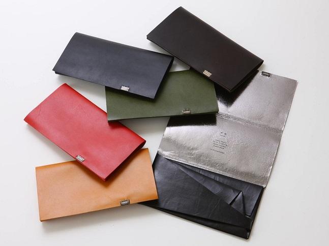 所作 長財布のカラーバリエーション