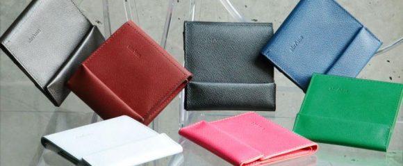 薄い財布レディースカラー
