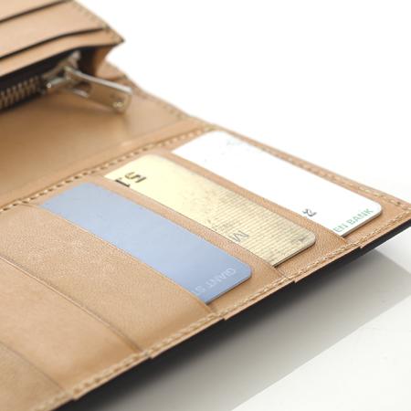 万双 長財布カード入れ2
