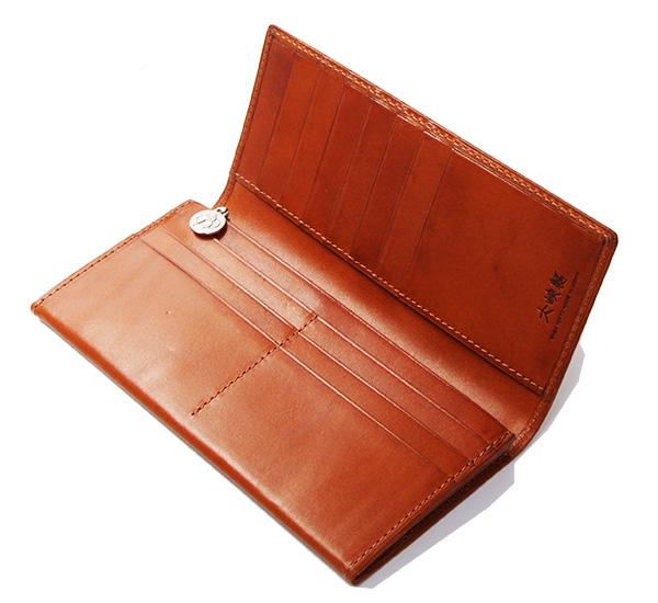 大峡製鞄 長財布内装