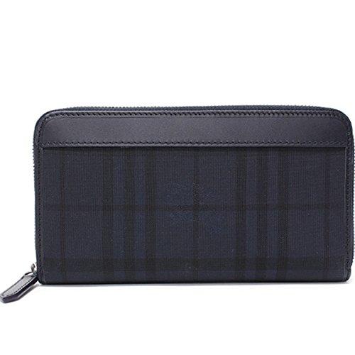uk availability 38425 7041c バーバリーの財布」大人っぽいチェック柄はカジュアルにも使い ...