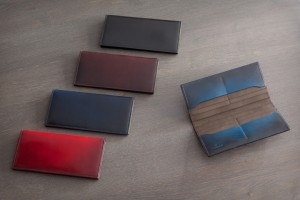 YUHAKU コードバン財布