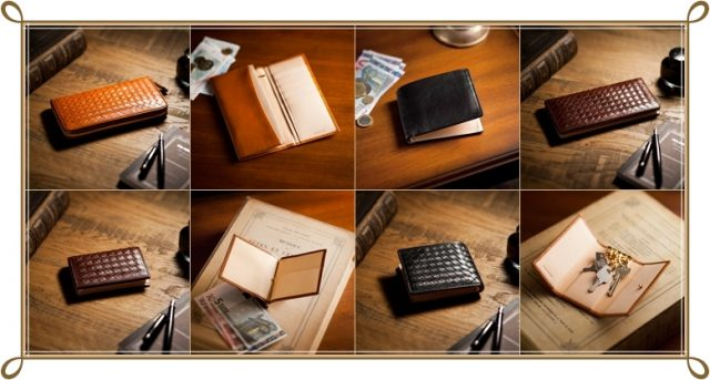 ココマイスターのカジュアルな財布シリーズのマットーネ