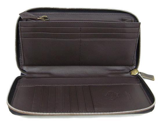 オロビアンコ 財布の内装