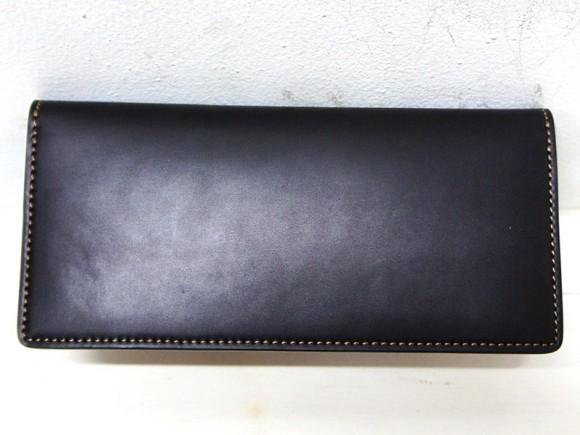 ワイルドスワンズ コードバン長財布
