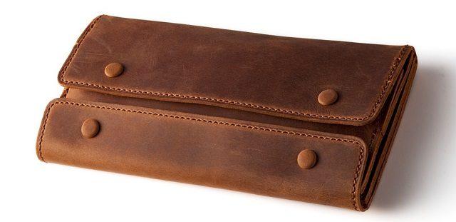 ナポレオンカーフシリーズを代表するヘラクレスウォレット