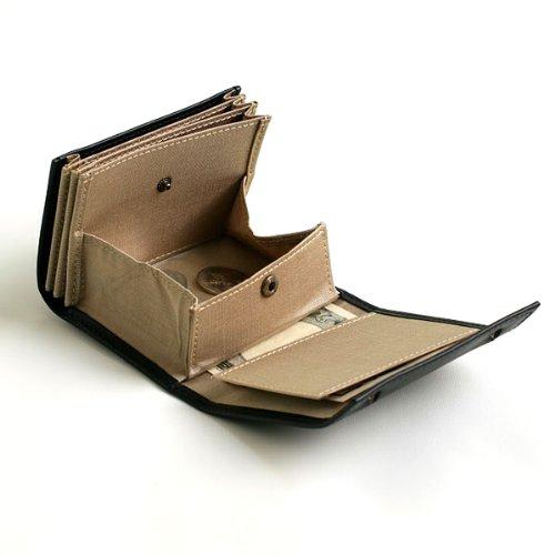 エムピウの極小財布ミッレフォッリエ オリジナル
