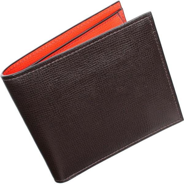 ラルコバレーノ 二つ折り財布