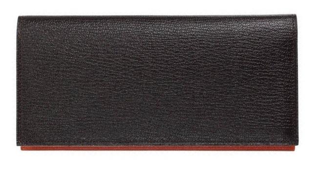 ラルコバレーノ 極薄長財布