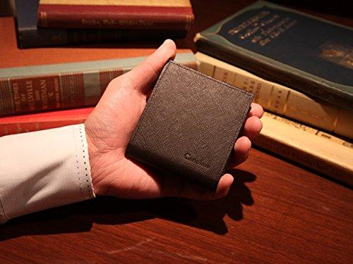 メンズ用極小財布のカルトラーレハンモックウォレット