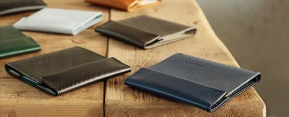 ミニマリスト垂涎のアブラサス 薄い財布