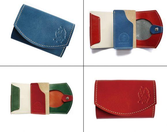 クアトロガッツの極小財布 ポキート