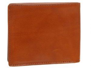 オリーチェのカジュアルな二つ折り財布