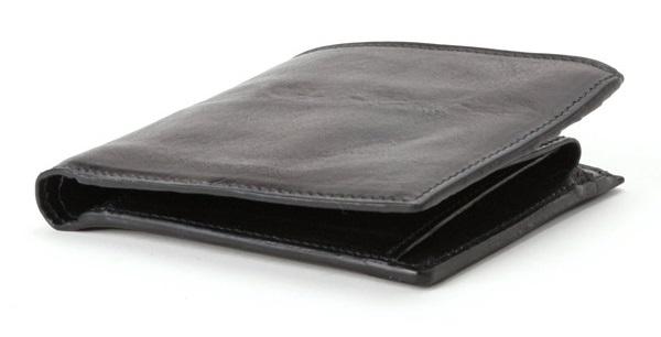 ダニエルアンドボブのメンズ二つ折り財布