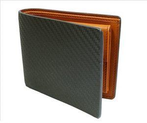 ダンヒルのシャーシ メンズ二つ折り財布