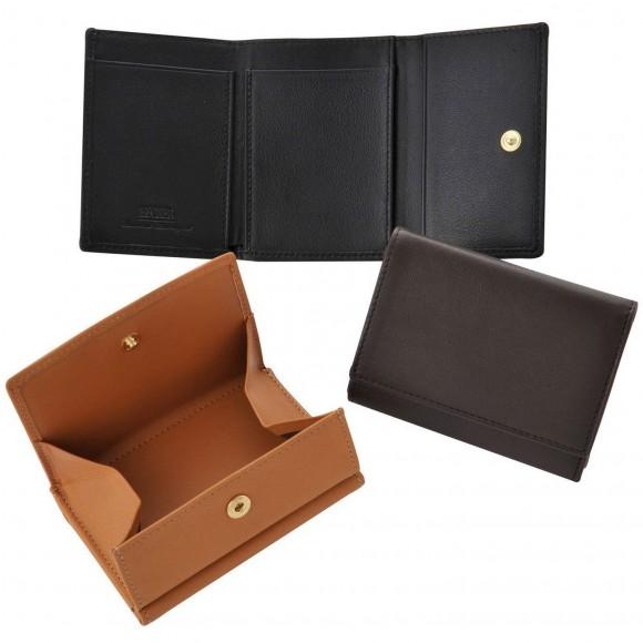極小財布 ボックスカーフ ボックス型
