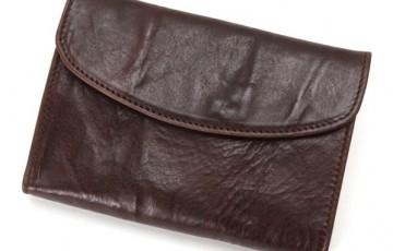 ダニエル&ボブ メンズ三つ折り財布