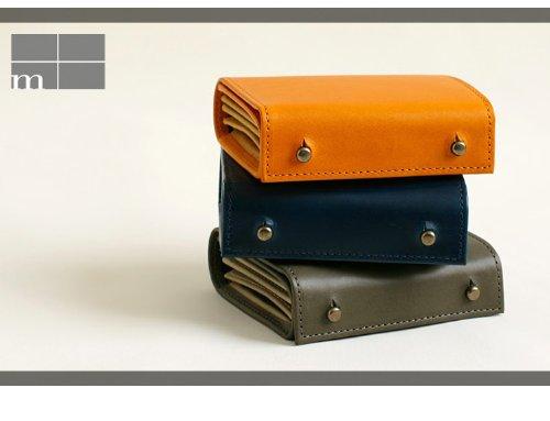 エムピウの極小財布ミッレフォッリエP30