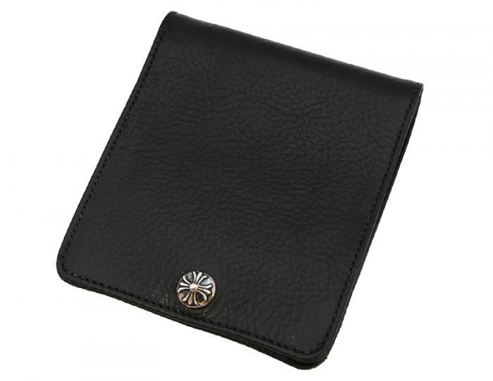 クロムハーツ ワンスナップウォレット二つ折り財布
