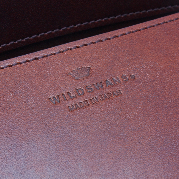 WILDSWANSのWAVE内装に刻まれた刻印