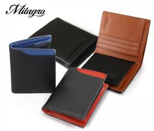 ミラグロの薄い財布