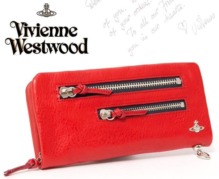 Vivienne Westwoodのメンズ革財布