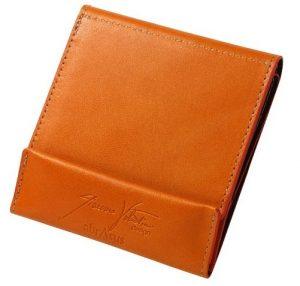 アブラサスの薄い財布オロビアンコモデル