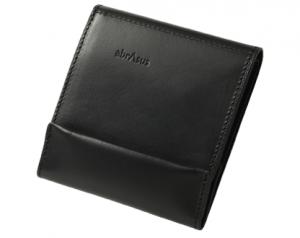 アブラサスの薄い財布ブッテーロモデル