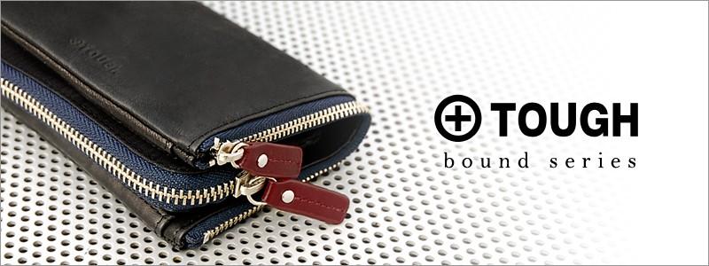 TOUGHのバウンド メンズ二つ折り財布