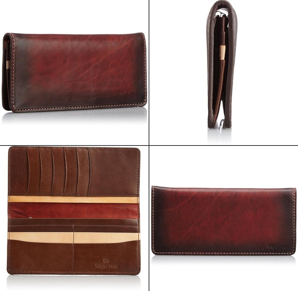 キーファノイのジョイア メンズ長財布