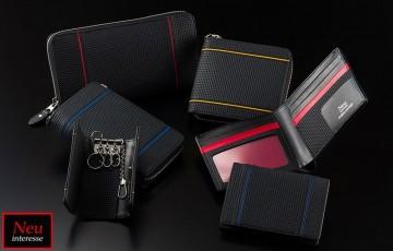ハイブリッドレザーのレンクラッド財布シリーズ