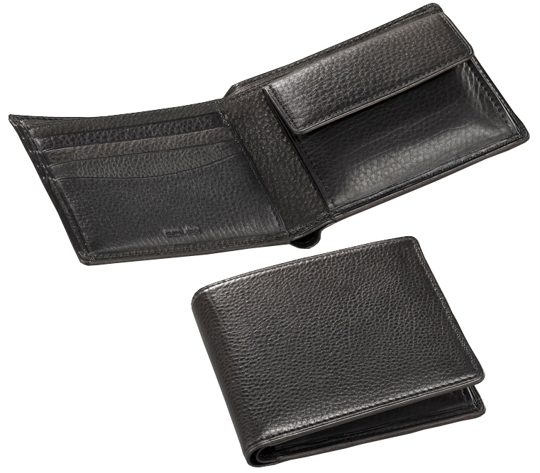 ソメスサドル ノーマンメンズ二つ折り財布