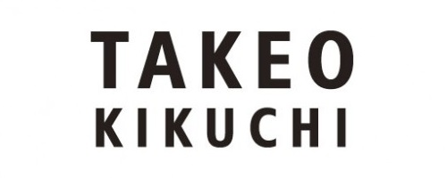 TAKEO KIKUCHIのロゴ
