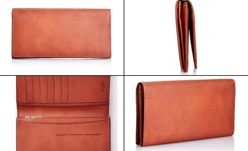 インディード ボルサのメンズ長財布