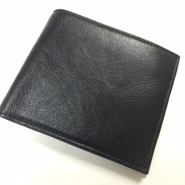 JOGGOのセカンド用として注文したメンズ二つ折り財布