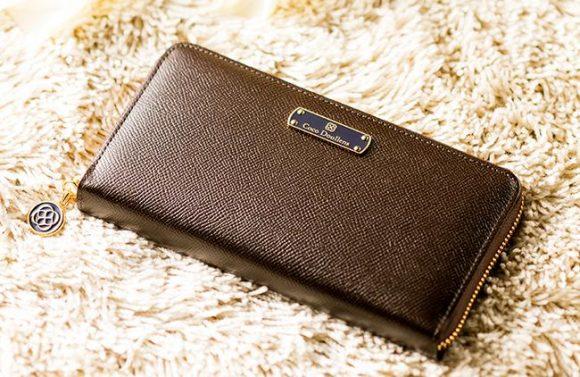 ココデュランのレディース革財布イリーナ・ラルム