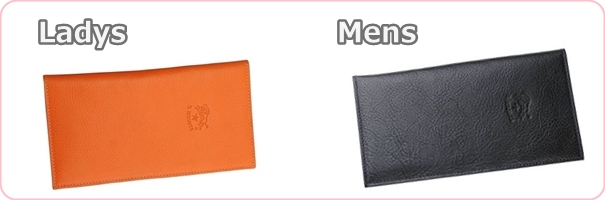 イルビゾンテで揃えたペア財布