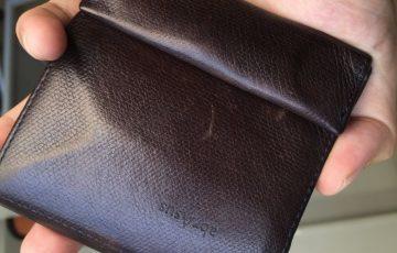 薄い財布のサムネイル用