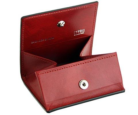 BOX型小銭入れの詳細